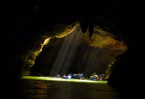 Goa Pindul_Sunrays