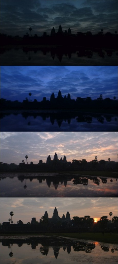 Colours of Angkor Wat