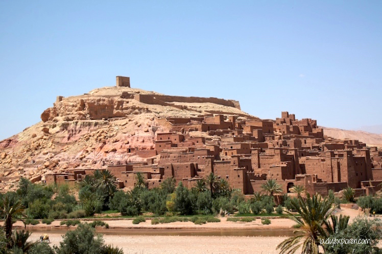 Ait Benhaddou, city of Ouarzazate