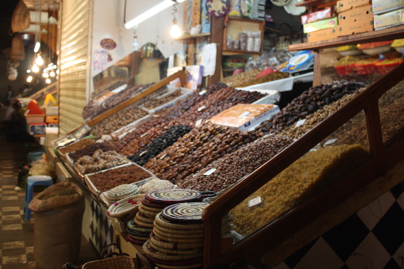 Spices, nuts and all things nice