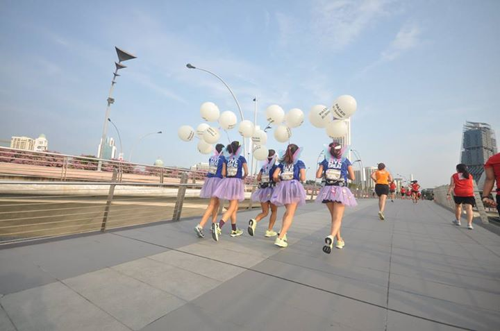 Look out for pacer in balloons! | Photo credits: Eat Shoot Repeat