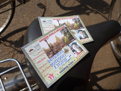 Angkor Day Pass