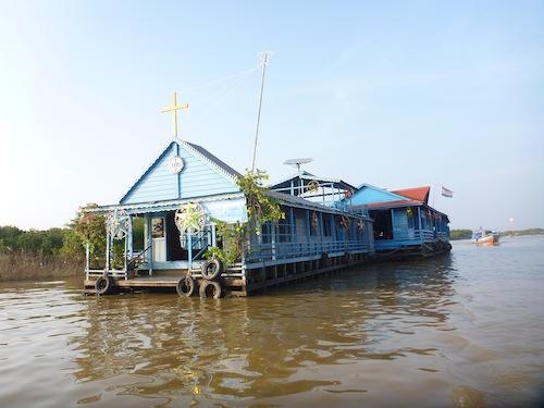 Floating Catholic Church