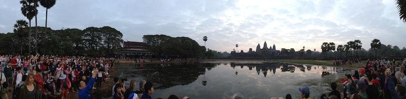 Angkor Wat at 6am