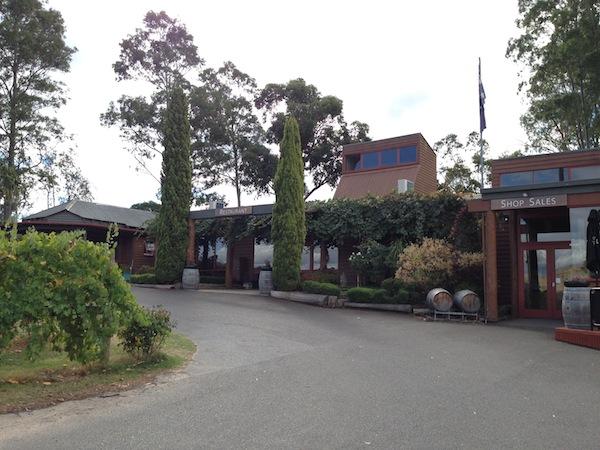 Fergusson Winery Restaurant