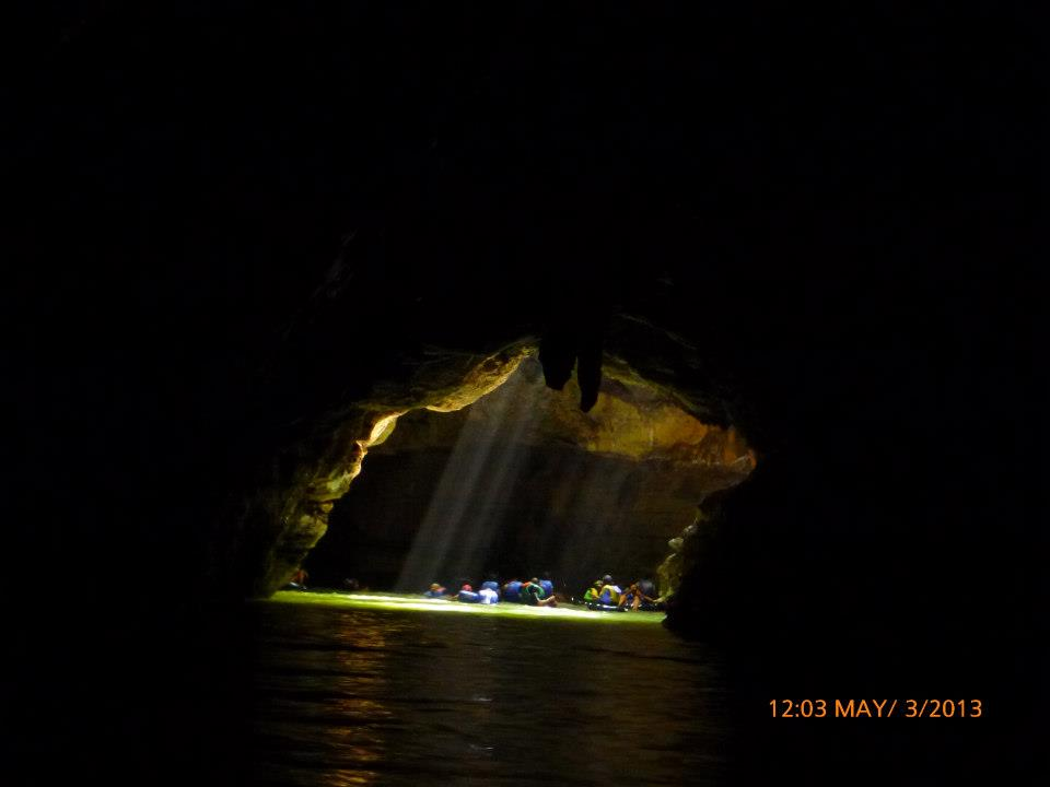 Cave Tubing at Gua Pindul, Indonesia
