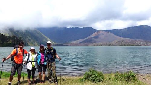 rinjani-crater-lake
