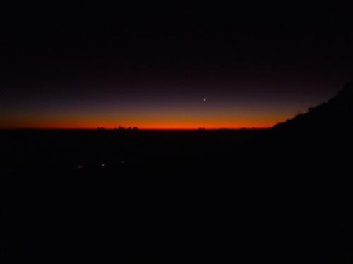 Rinjani dawn