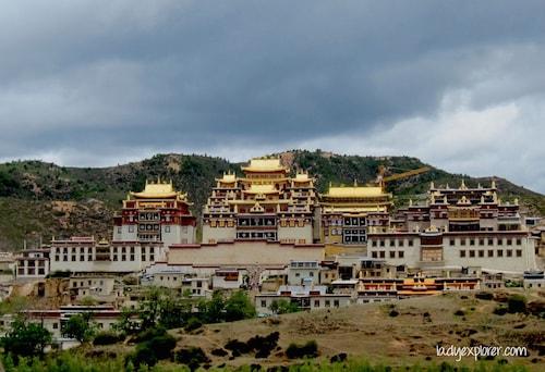 Songzalin-Monastery