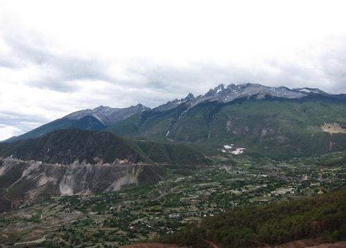haba-snow-mountain
