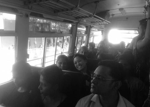 Bus-to-Peradeniya