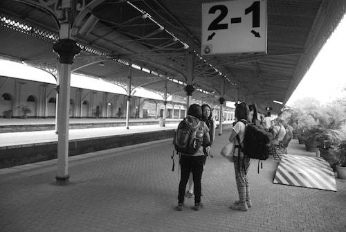 Hatton train station