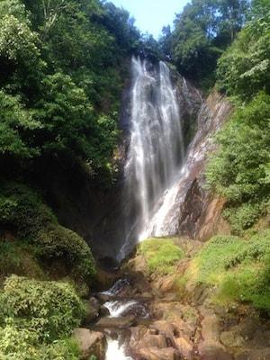 Sri lanka waterfall