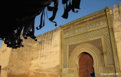 Meknes-gates