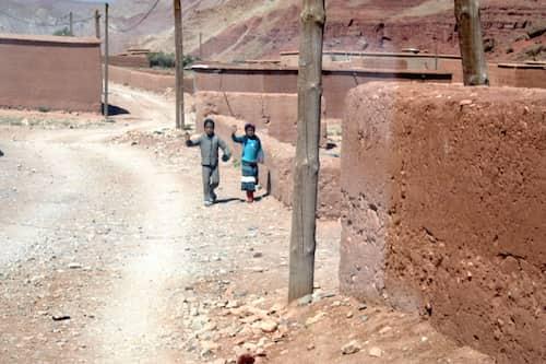 Boutaghrane Village Morocco