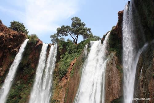 Ouzoud-Waterfalls