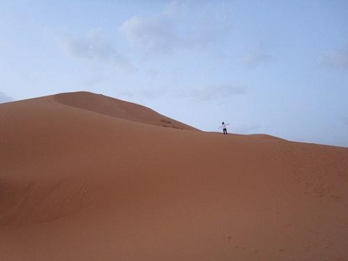 Sand-dune-Erg-Chebbi