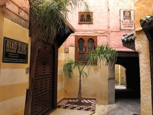 Riad d'Or Morocco