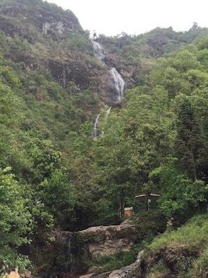 Silver-Waterfall Sapa