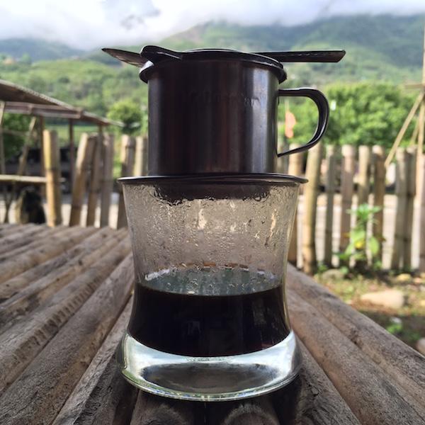 Drip coffee tavan