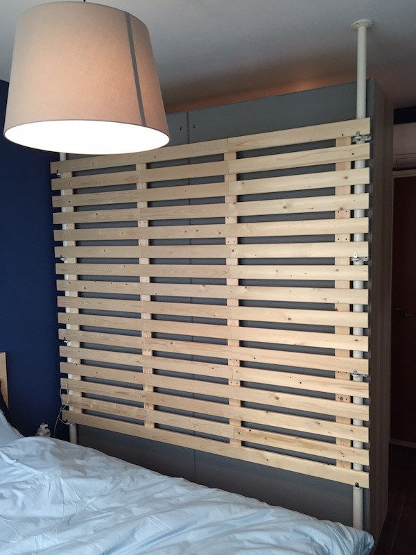 House Hack #1: Multipurpose Wooden Partition - The world ...