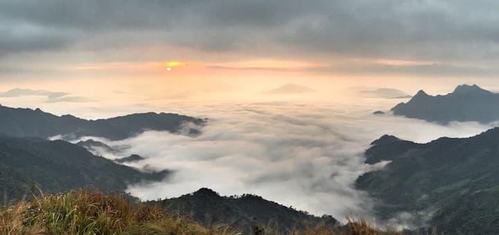 Phu Chi Fah Mountain